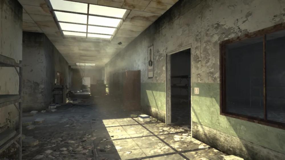 Vacant Modern Warfare 2 Call Of Duty Maps Mw2 Modernwarfare2 Cod Callofduty In 2020 Modern Warfare Warfare Modern