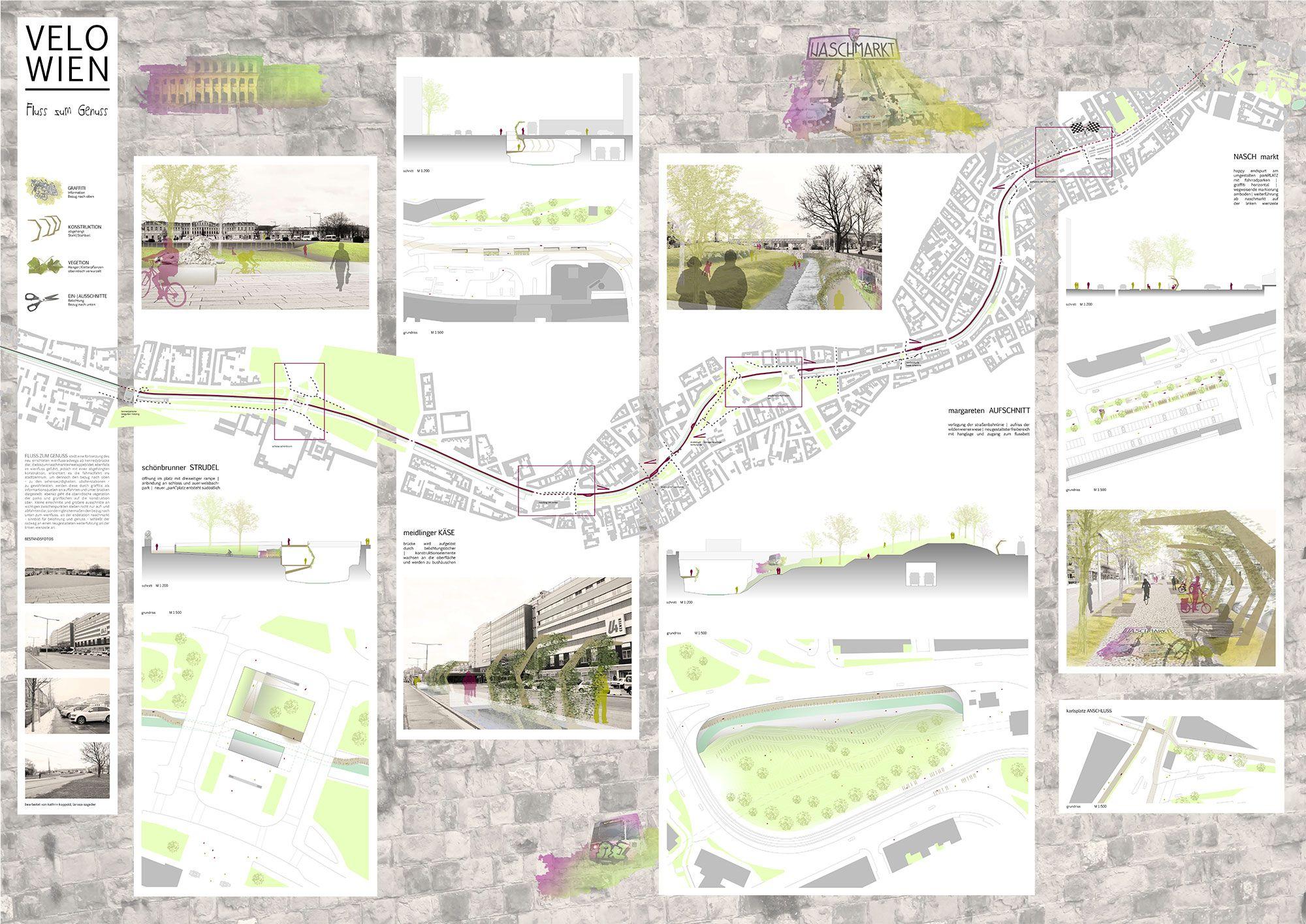 Architectural Siteysis Photoshop