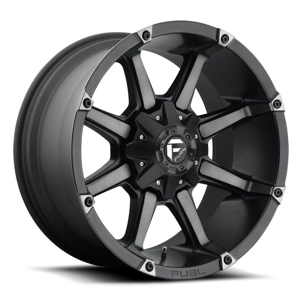 17 Fuel Coupler D556 Black Machined Dark Tint Wheel 17x9 5 Lug 5x5 5x135 12mm Fueloffroad Fuel Wheels Fuel Offroad Wheels Wheel Rims