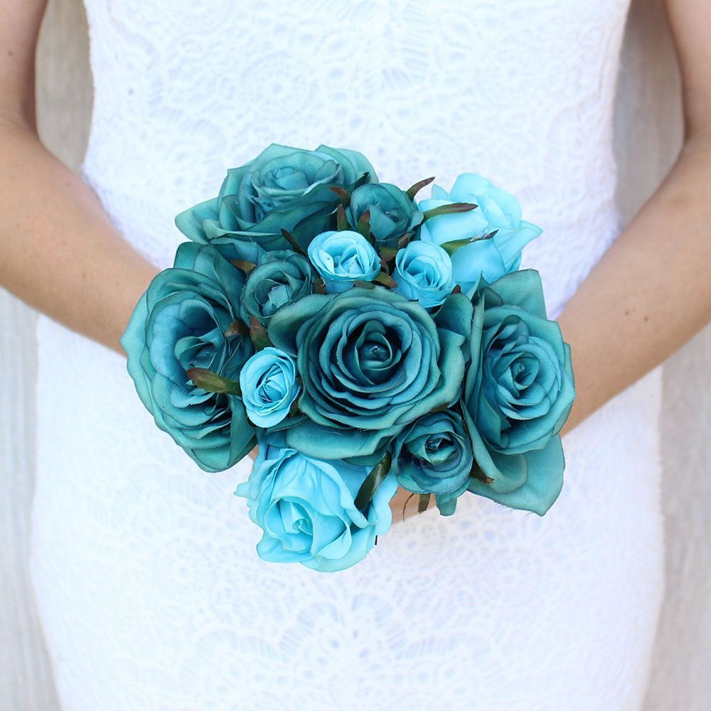 Gorgeous standing rose bouquet also known as