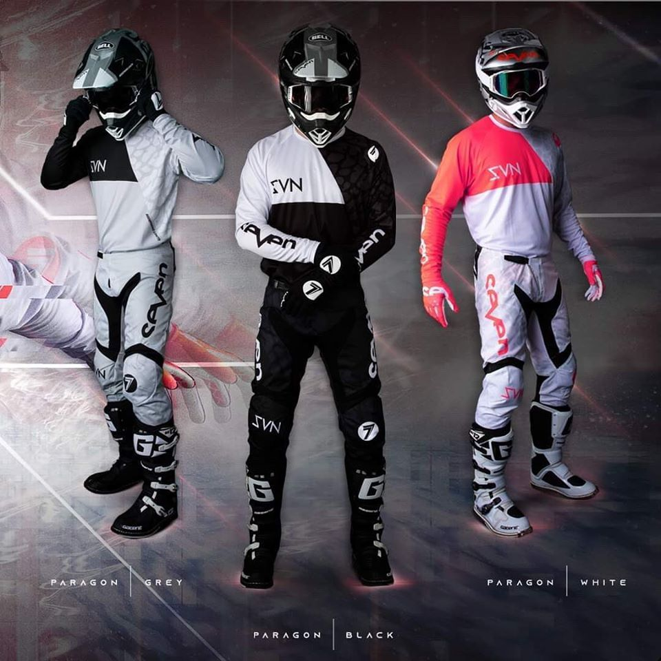 Introducing The Seven Vox Motocross Kit Combos Advanced Engineering For Fit And Function Whether Your Out Destroying Sand Be In 2020 Motocross Kit Motocross Seventh