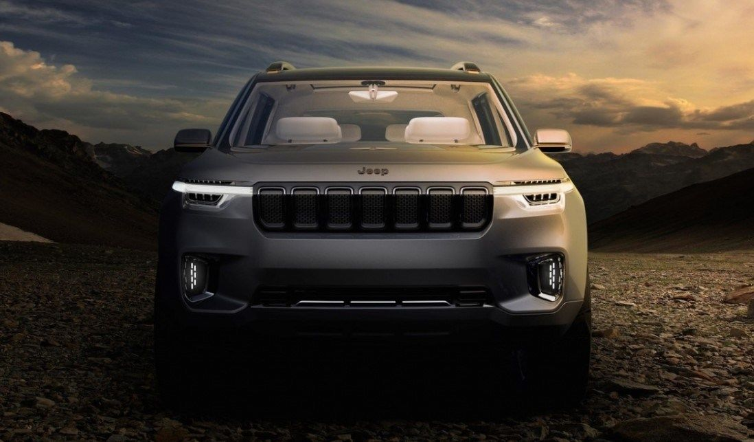 2019 Jeep Yuntu View Design Technology And Prices 7 Seater Suv Jeep Grand Suv