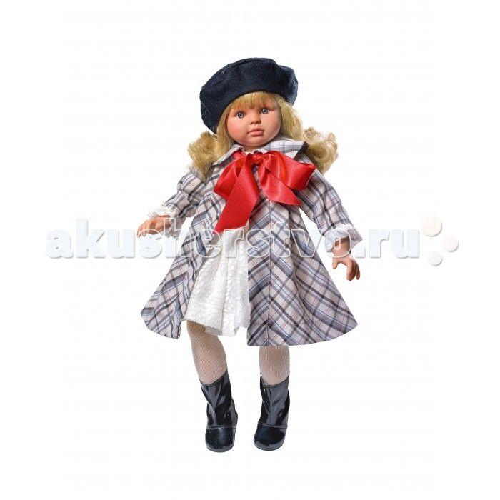 ASI Кукла Пепа 60 см 283410  ASI Кукла Пепа 60 см 283410 просто красавица - является воплощением всех детских фантазий.   Кукла большая.Но при этом невероятно легкая и пластичная. Она принимает естественные положения. Сидит в коляске и на стульчике. У Пепы шикарные светлые волосы, уложенные в аккуратные кудри. Делать прически этой кукле - сплошное удовольствие! Волосы, как натуральные, мягкие и блестящие, не путаются, потому, что содержат всего 50% синтетики!   Пепа выглядит очень красиво в…