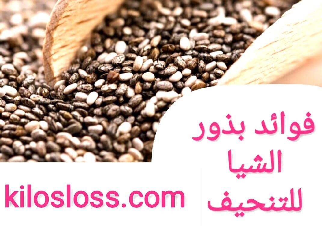 فوائد بذور الكتان للتنحيف Chia Seeds Benefits Chia Benefits Dog Food Recipes