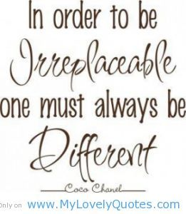 SO TRUE. EMBRACE THE DIFFERENCE