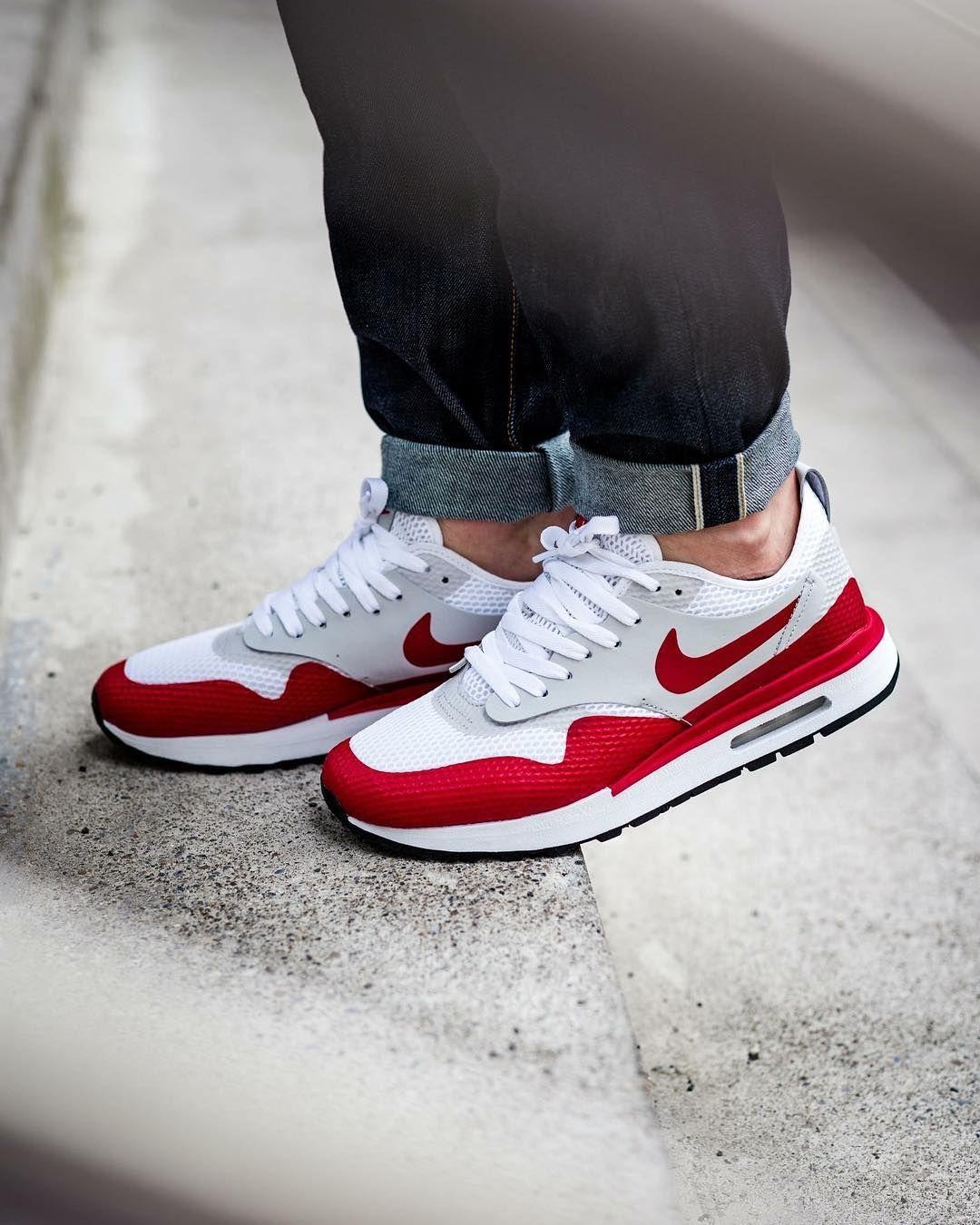 1564ab234692 Nike Air Max 1 x Royal OG Red