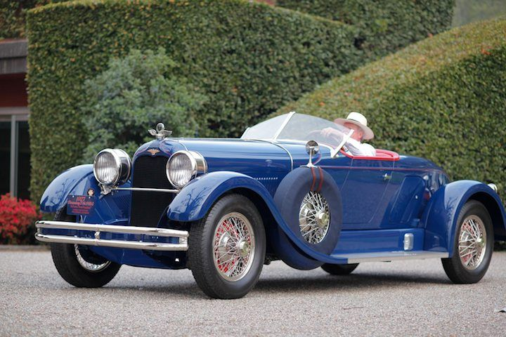 Duesenberg X Straight 8 Boat Tail Roadster Classic Cars Vintage