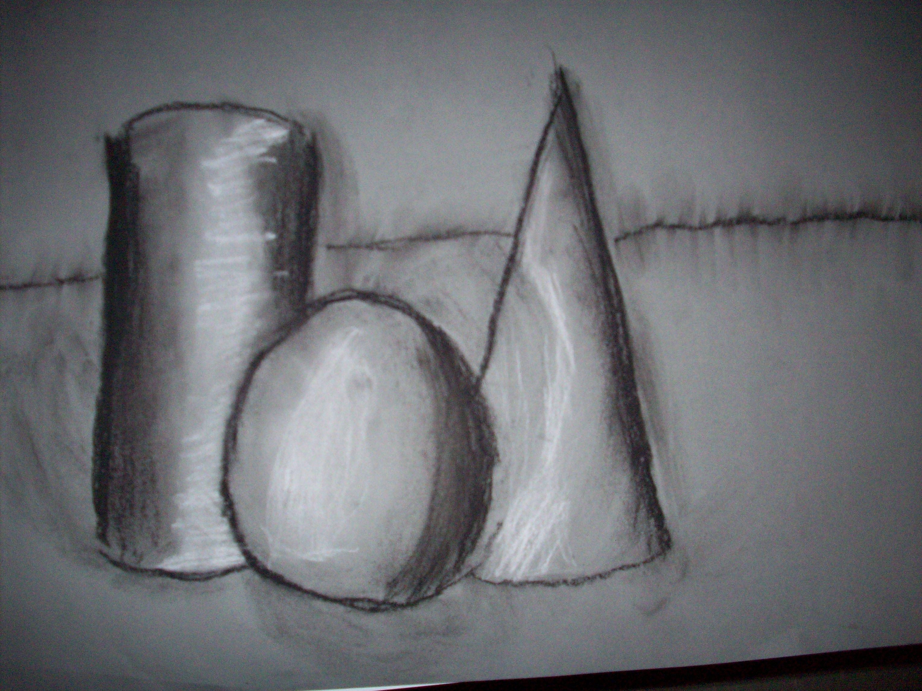 Lesson Value Still Life Art Drawing Visual Art Lessons