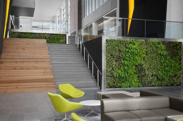 goodyear global headquarters by vocon gensler akron ohio 02 goodyears global headquarters by vocon gensler akron ohio - Interior Design Akron Ohio