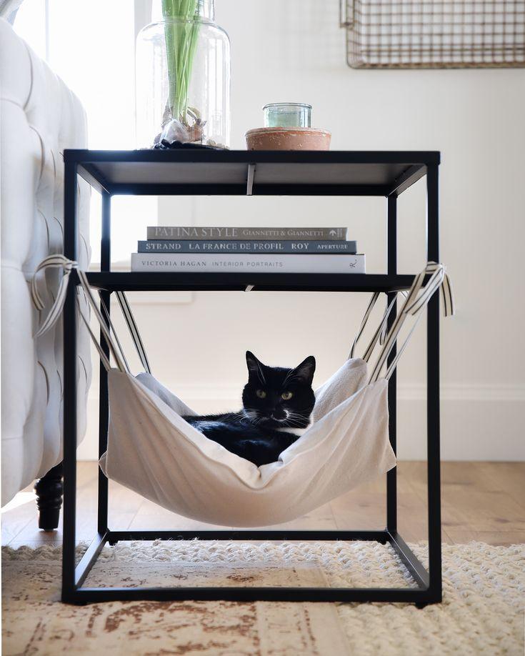 Katzen-Hängematte #animalsandpets