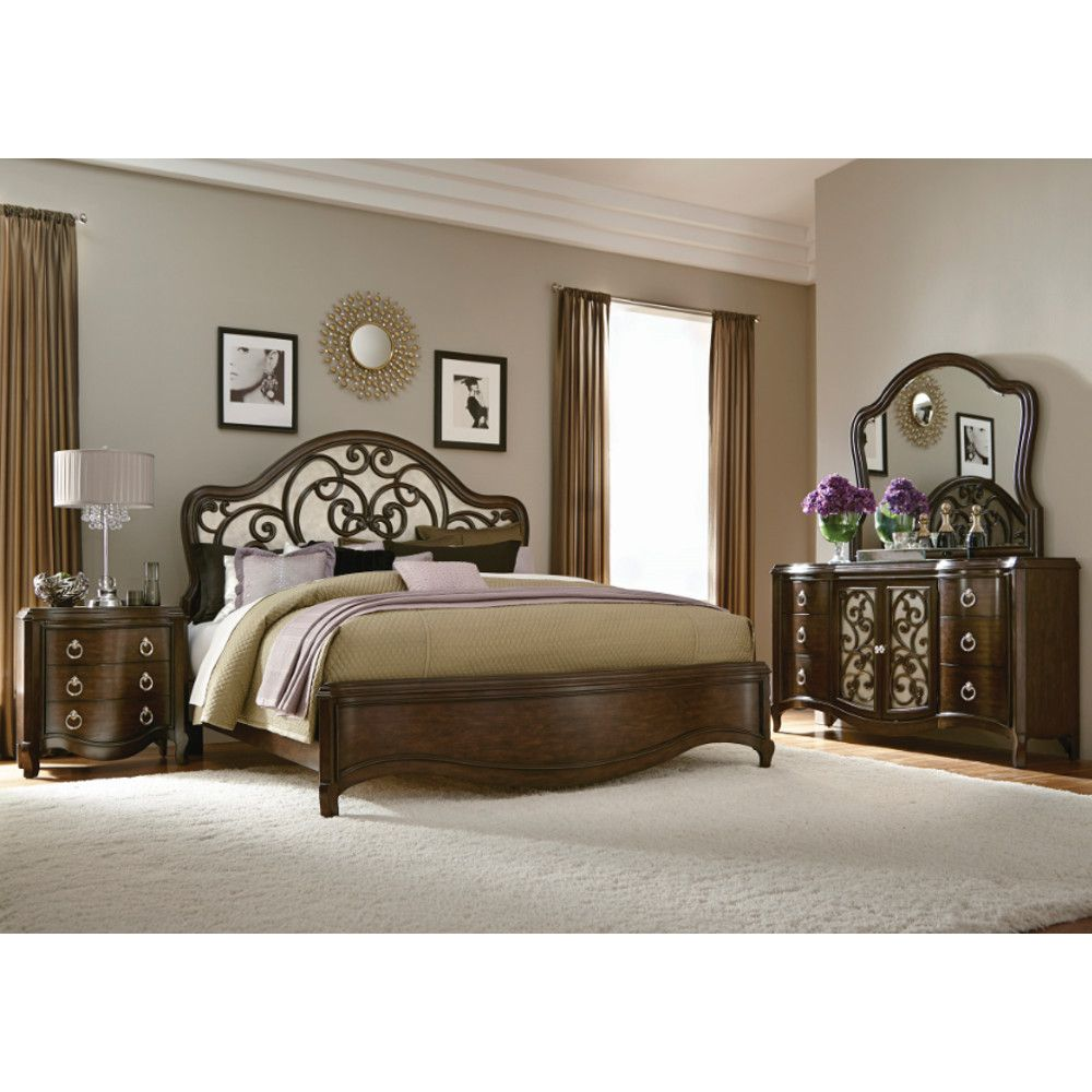 Paula Deen Bedroom Furniture Collection Steel Magnolia Bedroom Furniture Villa Sonoma King Platform Bed Dark Bedroom