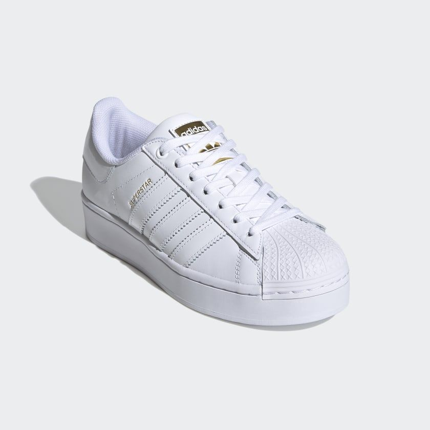 adidas Superstar Bold Women's Shoes - White | adidas US in 2021 ...