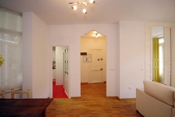 Getme Carmen 5. Alquiler de apartamentos en Valencia en el barrio del Carmen. www.getmeanapartment.com