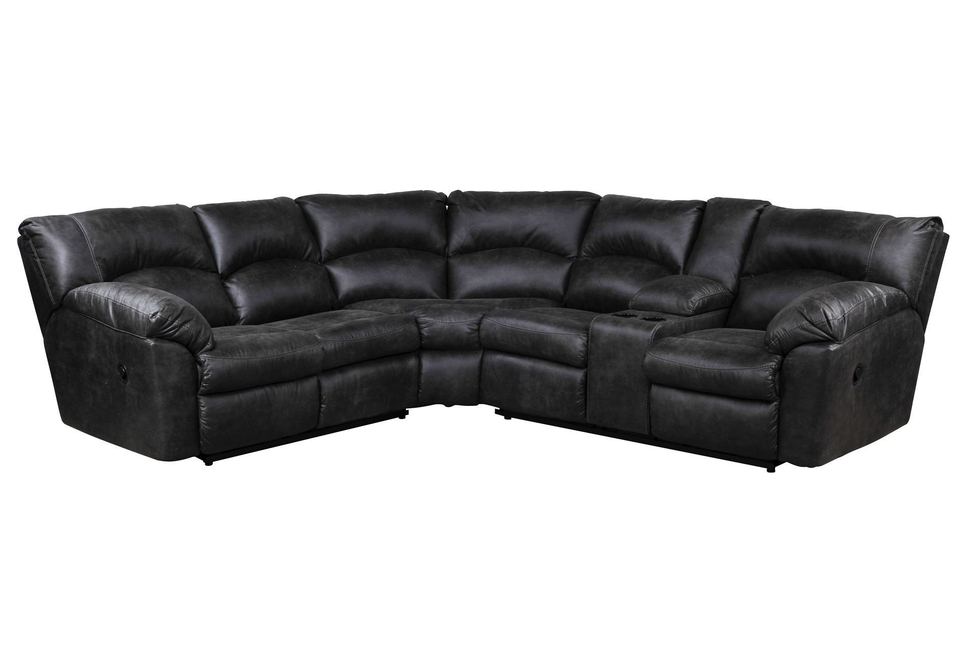 Tambo Pewter 2 Piece Reclining Sectional Signature