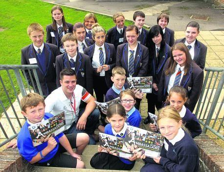Pupils unite in bid to stop the bullies