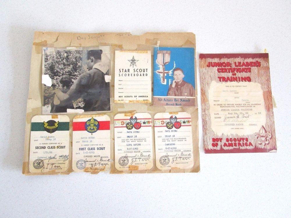 Boy scout merit badge certifications star scout scoreboard