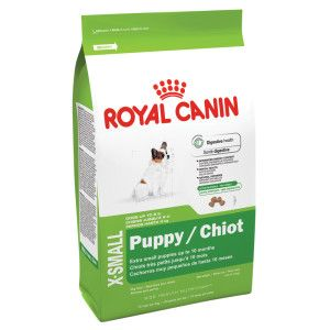Royal Canin Size Health Nutrition X Small Puppy Food Royal