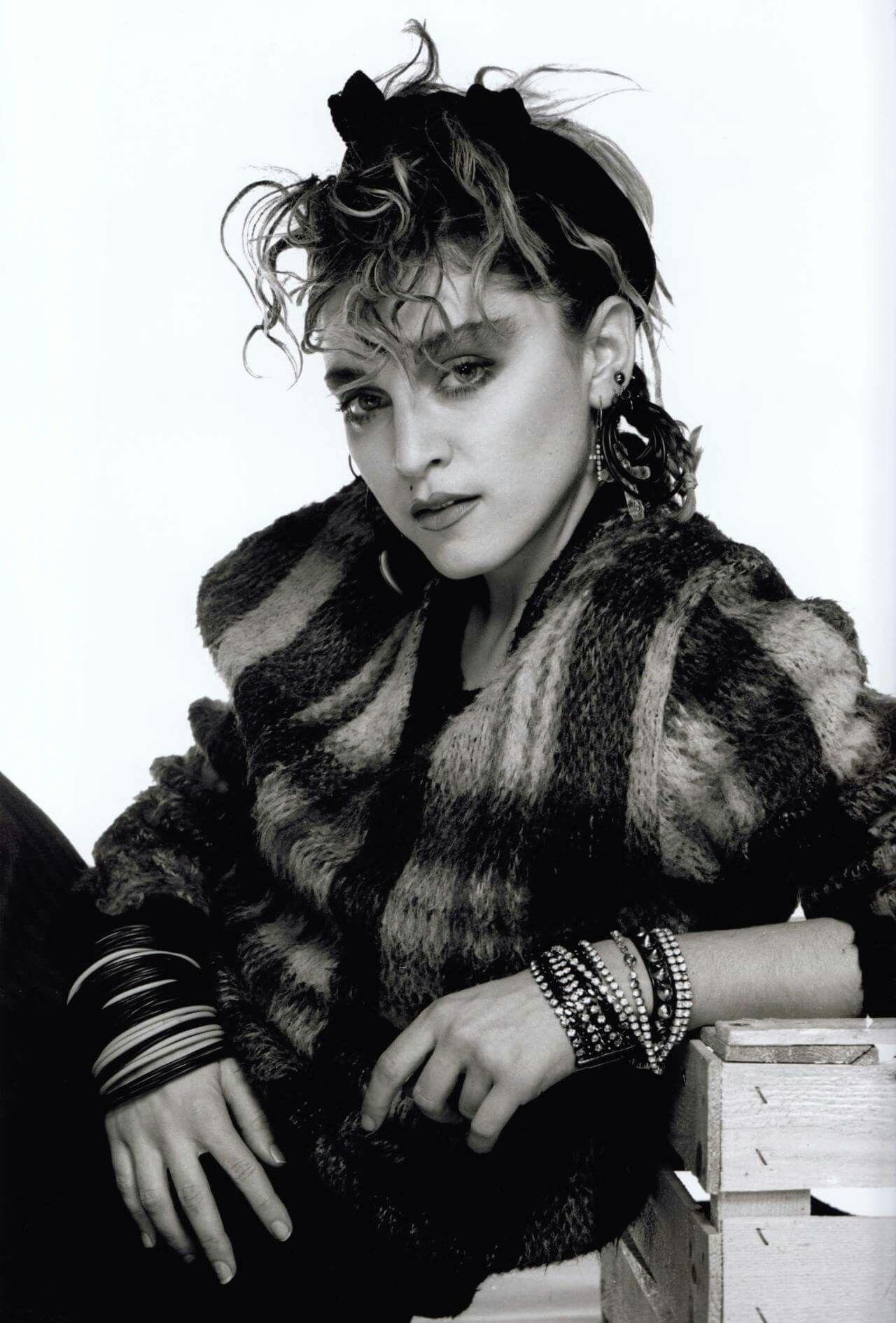 Madonna Madonna, Madonna 80s, Lady madonna