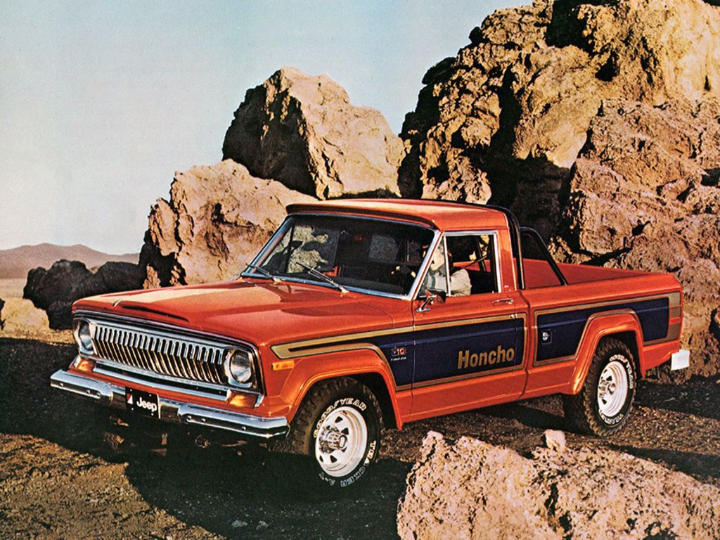 1976 jeep j10 honcho | grandpa's truck | pinterest | jeeps