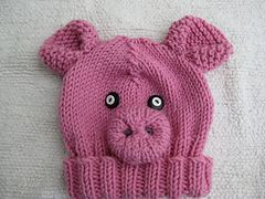 5bfb4ef9 Ravelry: Pig pattern by Vanessa Mooncie | quilts | Knitting, Crochet ...