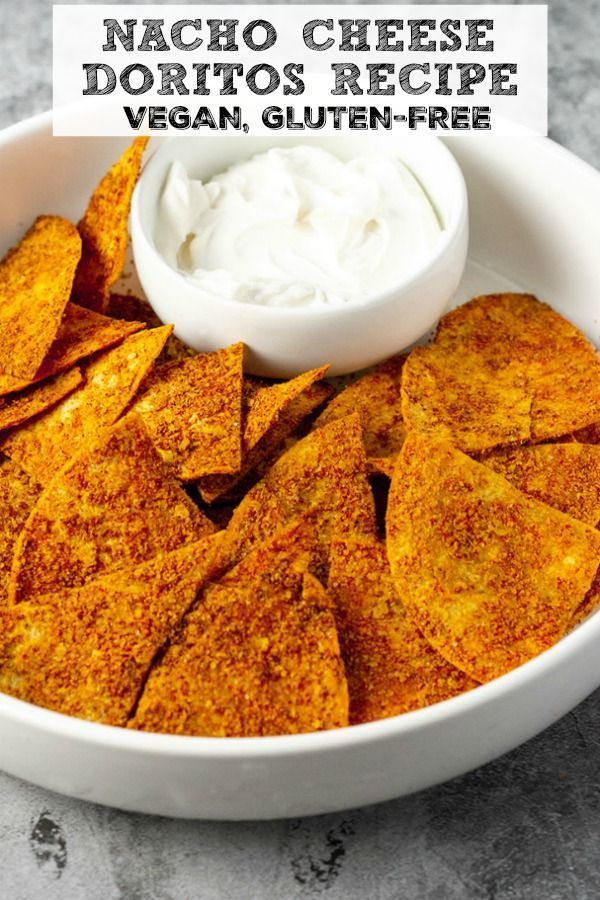 Vegan Nacho Cheese Doritos Recipe - Healthier Steps Vegan Nacho Cheese Doritos Recipe - Healthier S