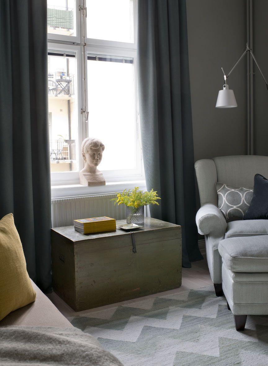 Interior Design Of Guest Room: Kristina Lifors Interior Design