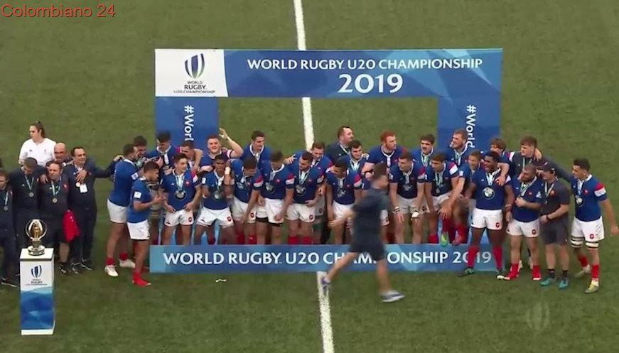 France World Rugby U20 Championship Winners World Rugby Rugby Hot Rugby Players