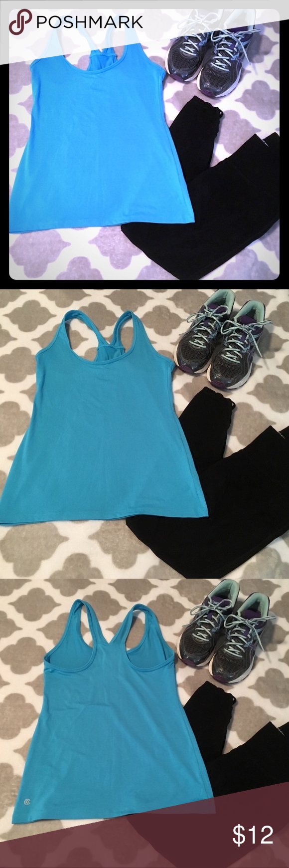 3/20 like new workout top Soft and adorable workout top