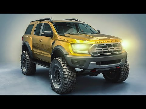 2020 Ford Bronco Everything we know so far about the all