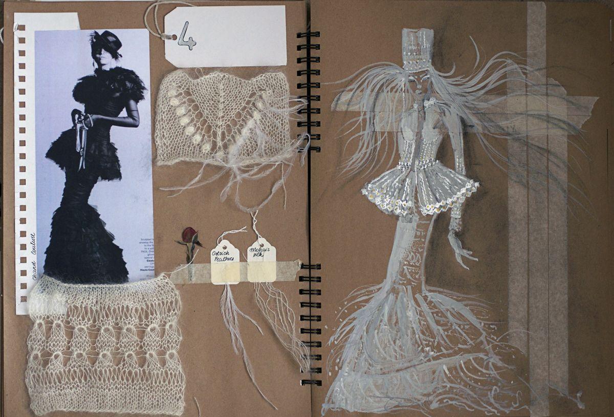 The 25 Best Fashion Sketchbook Ideas