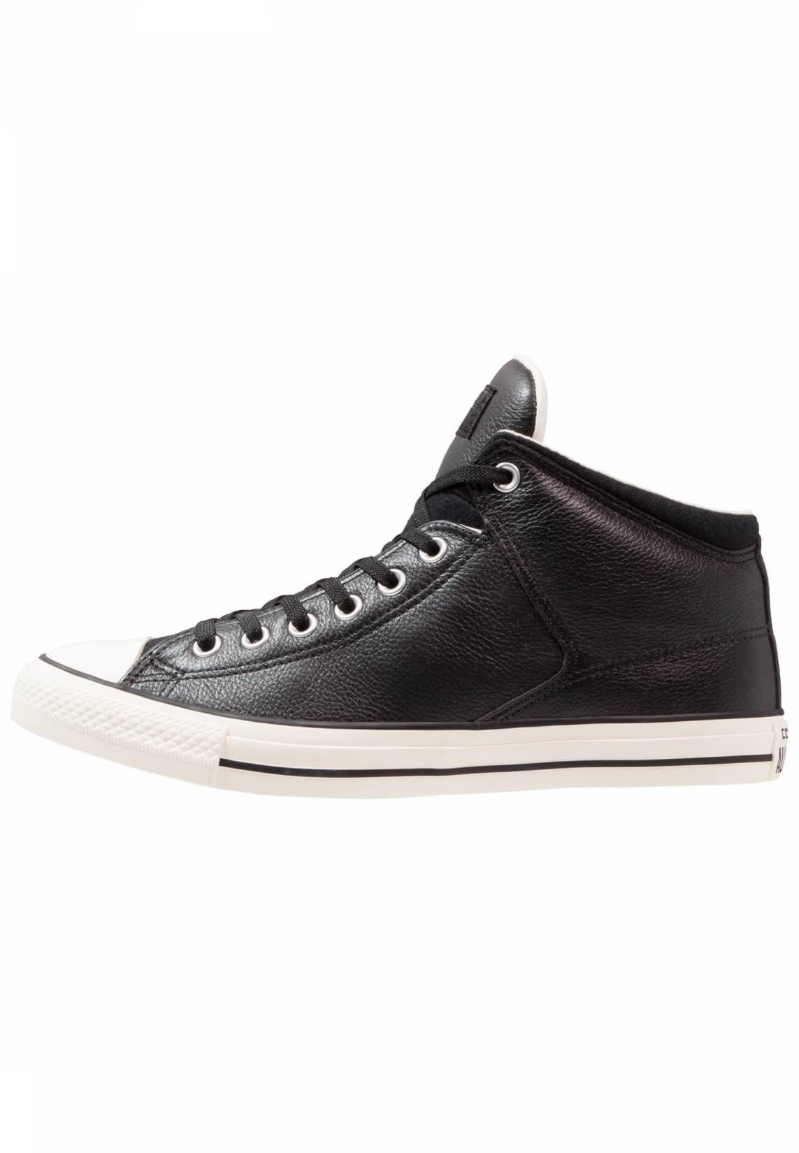 Converse. CHUCK TAYLOR ALL STAR HIGH STREET TUMBLED LEATHER - HI - Zapatillas  altas - a64fb7ec16b