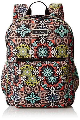 Vera Bradley back packs most popular back pack used. I have this one. c5ce812ea6cfa