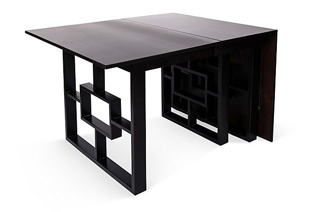 One Kings Lane Elisabeth Weinstock Geometric Dining Table Dining Furniture Dinning Table Dining Table