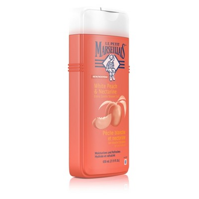 Le Petit Marseillais Extra Gentle Shower Cream White Peach Body