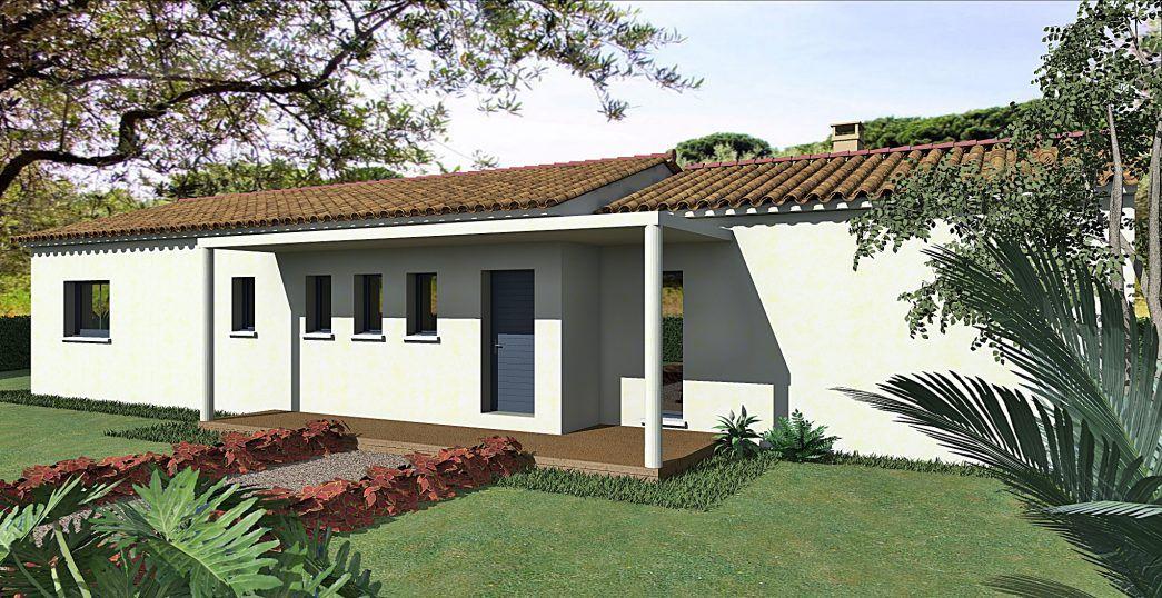 Maisons & plans - Les villas Modernes   Maison moderne, Maison, Plan maison