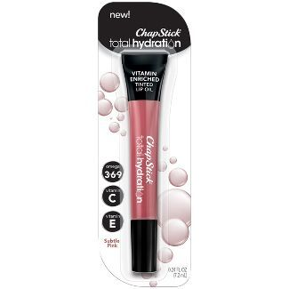 ChapStick Total Hydration Cooling Peppermint Non-Tinted