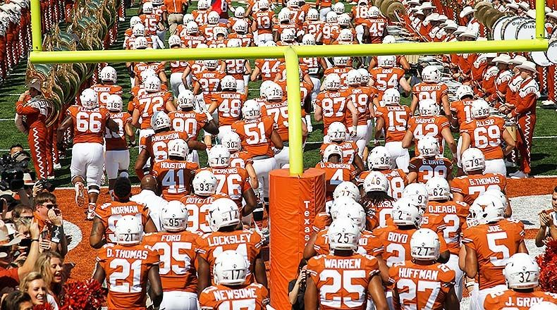 Texas Longhorns 2016 Football Schedule and Analysis