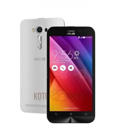 Смартфон Asus ZenFone 2 Laser ZE500KL 8Gb White  — 11690 руб. —  смартфон, Android 5.0, поддержка двух SIM-карт, экран 5, разрешение 1280x720, камера 13 МП, лазерный автофокус, память 8 Гб, слот для карты памяти, 3G, 4G LTE, LTE-A, Wi-Fi, Bluetooth, GPS, ГЛОНАСС, аккумулятор 2400 мА⋅ч, вес 140 г