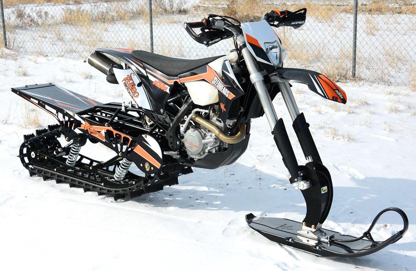 Ktm Snowbike Sports Bikes Motorcycles Ktm Dirt Bikes Dirt Bike Gear