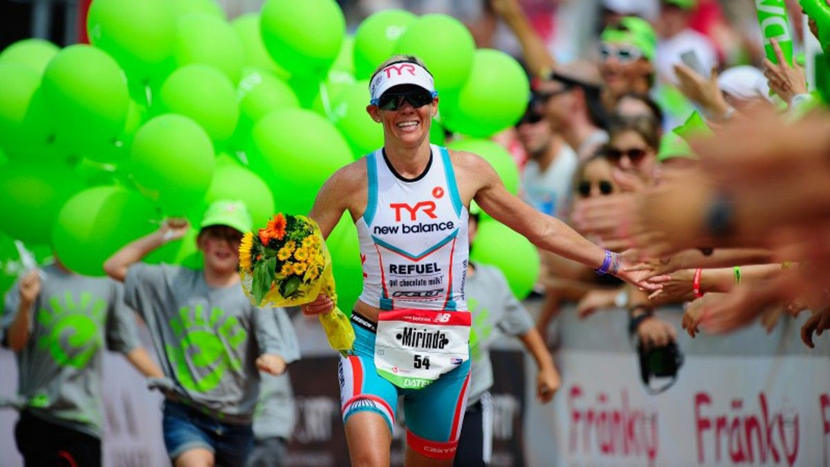 Ironman World Champ Mirinda Carfrae's 11 Commandments of Fitness