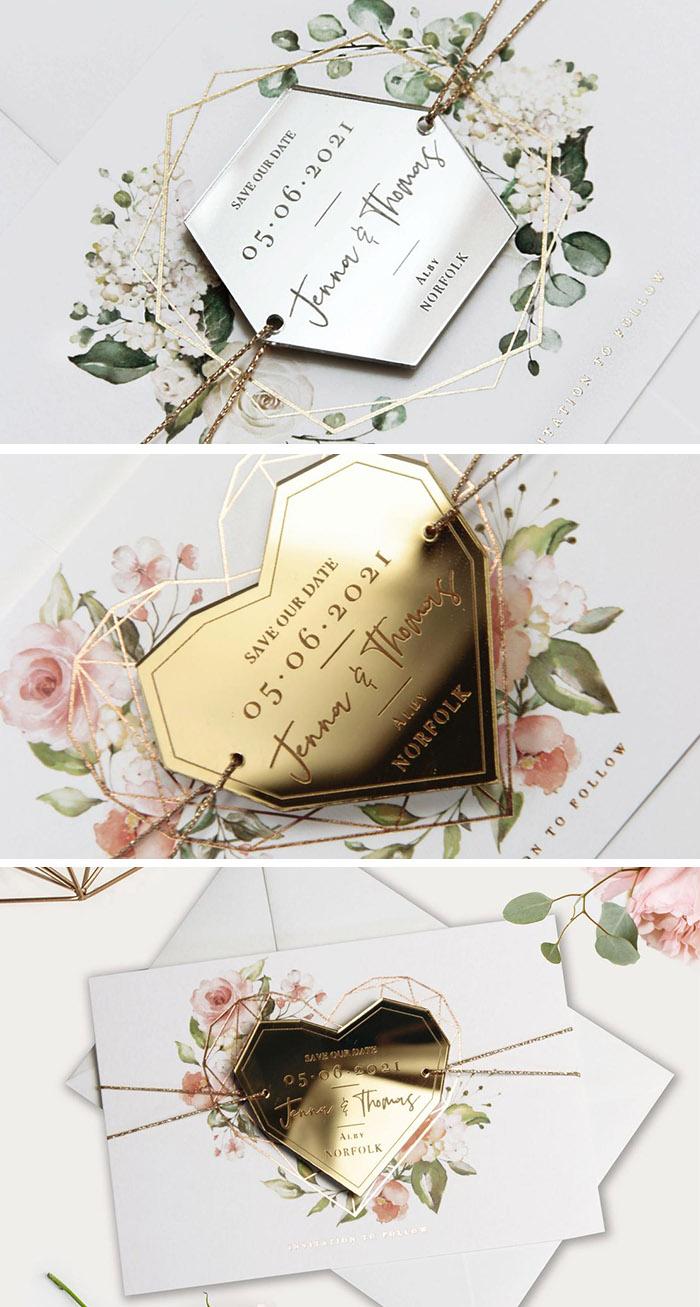 Printable Save The Date Card Wedding Save The Date Template Nidia Modern Save The Date Template Editable PDF