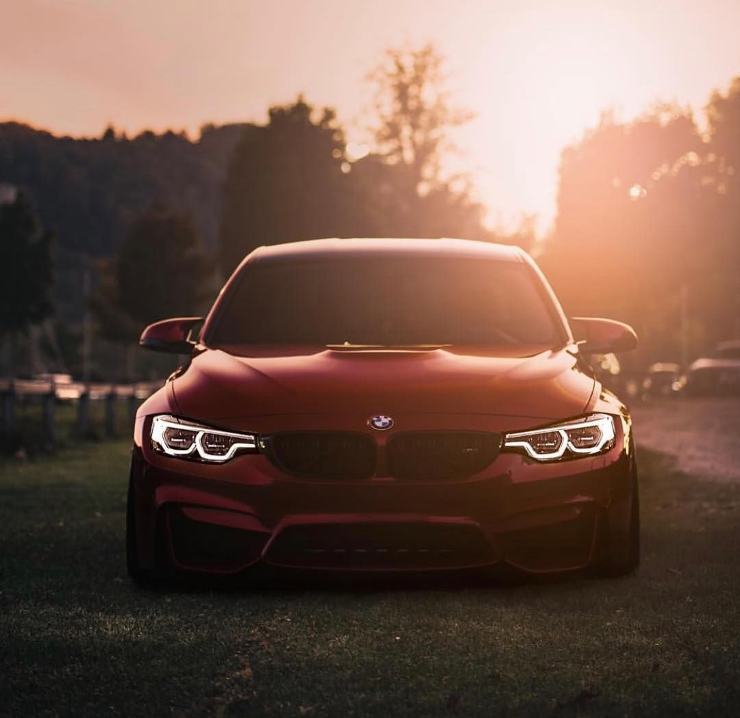 BMW F80 M3 Competition In Sakhir Orange II (With Images