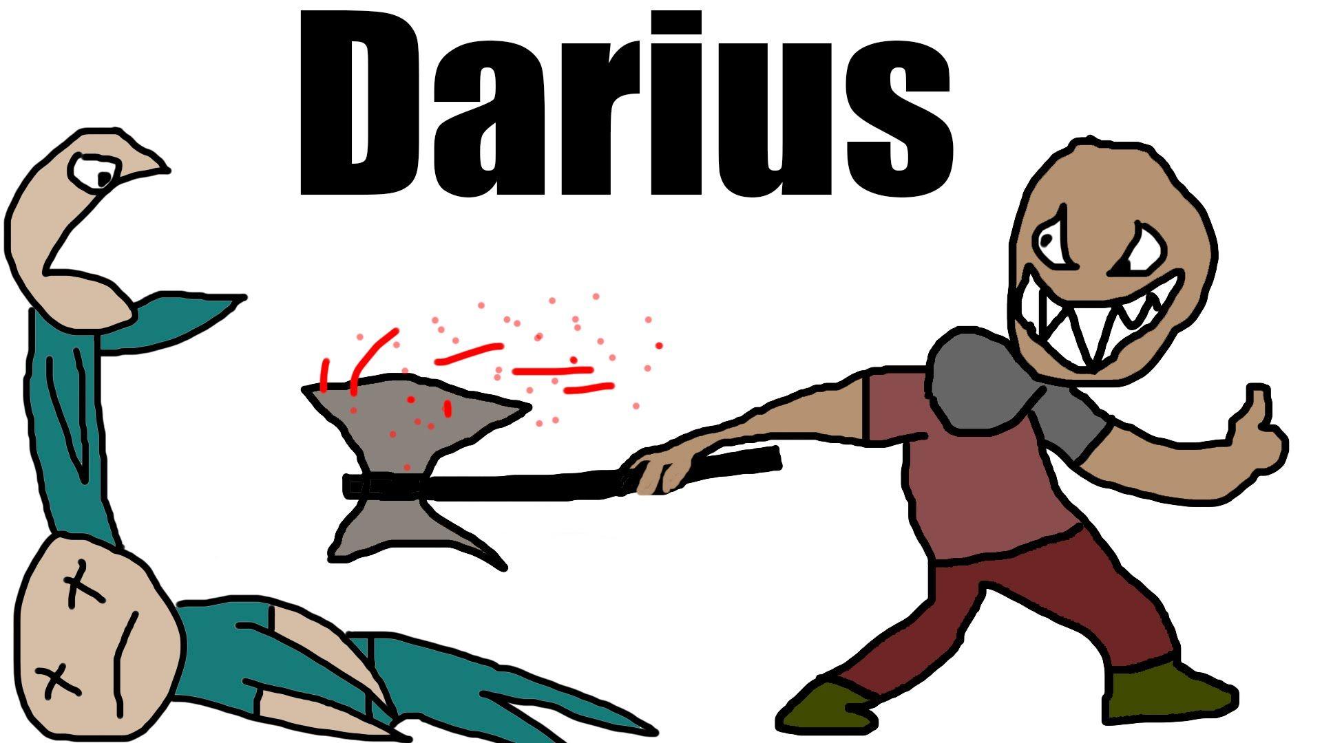 Darius vs Ward // Road 2 Gold #21