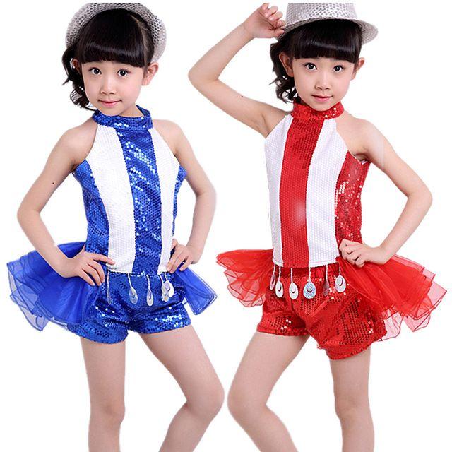 10 unids lote Envío Gratis Lentejuelas zapatos de Los Niños Niñas Ropa de  Danza Moderna de cola de Milano Niños Trajes de la Etapa de Baile Jazz Hip  Hop ... 524e7c60c19