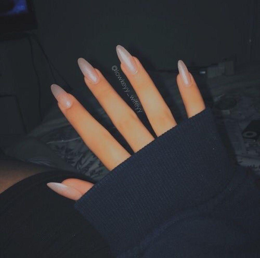 Pinterest: @lowkeyy_wifeyy ✨   // nails //   Pinterest   Make up ...