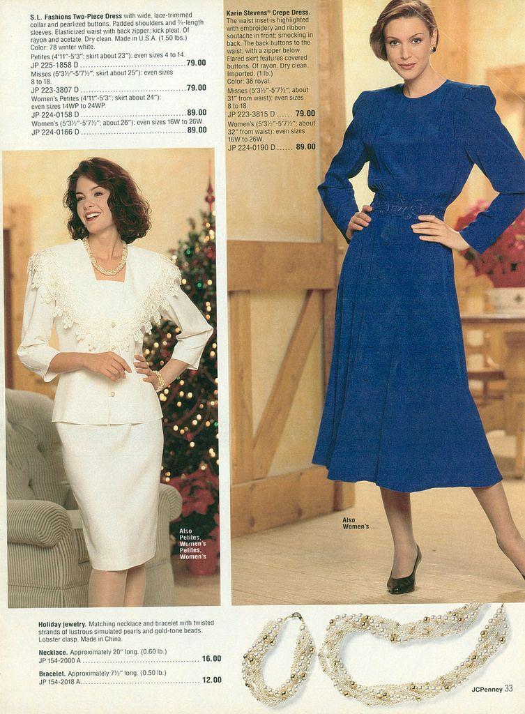 All Sizes 1994 Xx Xx Jcpenney Christmas Catalog P033