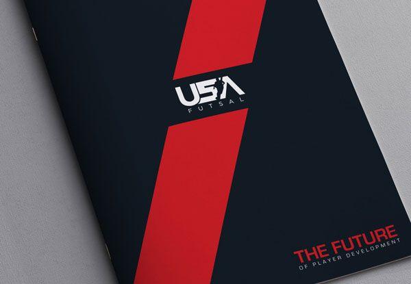USA Futsal Brochure designs ideas 1 20 Best & Beautiful Brochure ...