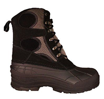 ac592fd7b7a EURBAK Men s Extra Wide Width Winter Black Boots Style   3754 Review ...