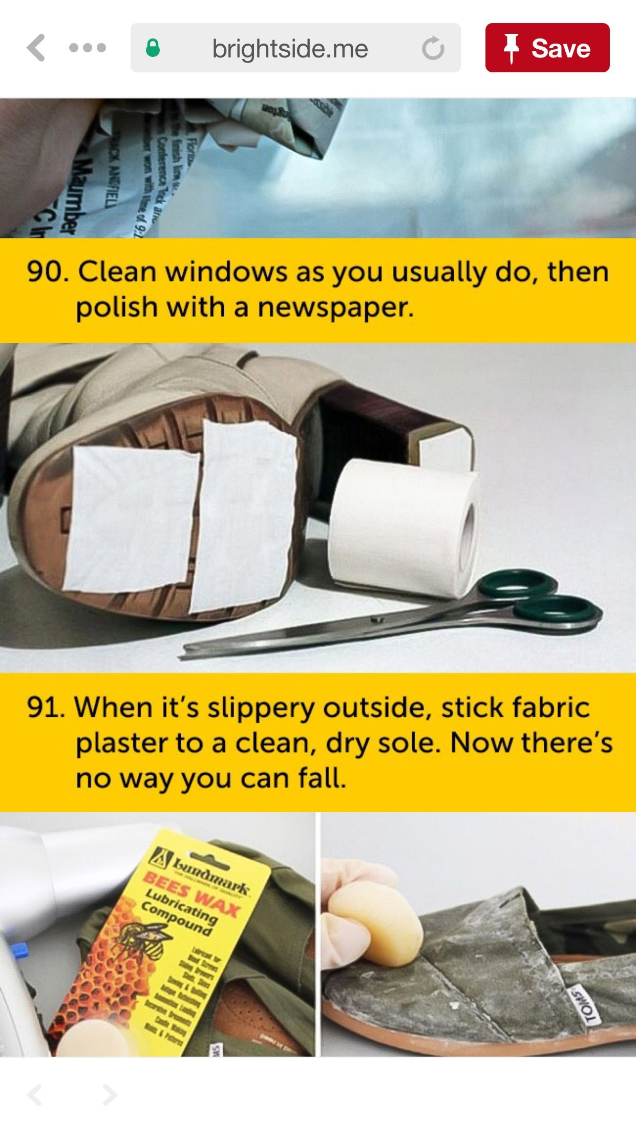 Pin By Destinee Fortunato On Winter With Images Fabric Plasters Window Cleaner Cleaning