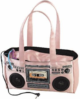 Working Boombox Bag? Yes please! $30